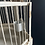 Thumbnail: Vintage French Chippy Paint Birdcage