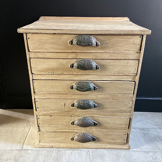Heavy French Vintage Drawers