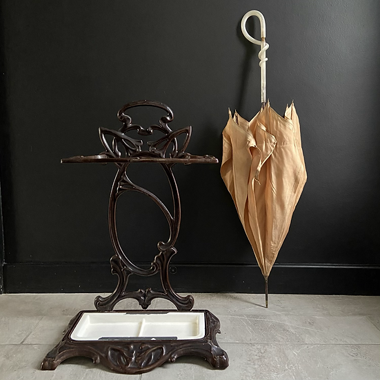 French Art Nouveau Umbrella or Stick Stand