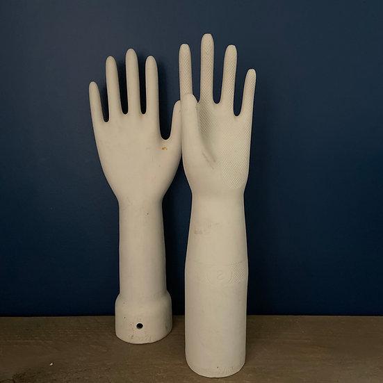 Ceramic Glove Mould