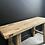 Thumbnail: Rustic Elm Bench/Coffee Table