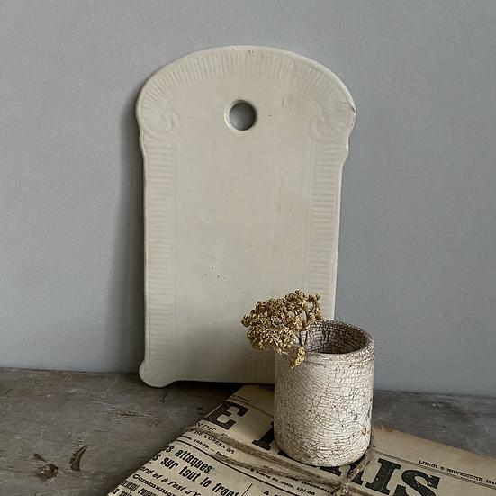 Rare Antique French Onion Board