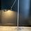 Thumbnail: A Tall Unusual Vintage GEC Machinist Floor Lamp