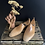 Thumbnail: Two Pairs of Vintage Wooden Shoe Lasts