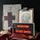 Thumbnail: Genuine Vintage Hospital Radiation Light Box Sign