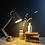 Thumbnail: Vintage Mac Lamp No. 8 Circa 1960's/70's