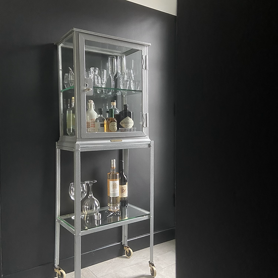 A Rare and Fabulous Display Cabinet Trolley