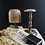 Thumbnail: Vintage Milliners Hat Stand for a Percher Hat