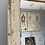 Thumbnail: Chippy Paint Chunky Vintage Mirrored Cupboard