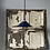 Thumbnail: Vintage War Department Enamel Light Fitting