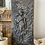 Thumbnail: Victorian Antique Cast Iron Panel in Relief (Woman)