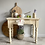 Thumbnail: Heavy Antique Prep Table with Drawer
