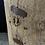 Thumbnail: Rare Antique Hand Carved Hornbeam Barrel Scoop Circa 1800's