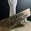 Thumbnail: Vintage Brass Ladies Sign