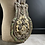 Thumbnail: A Glorious Antique French Embossed Brass Clock Pendulum