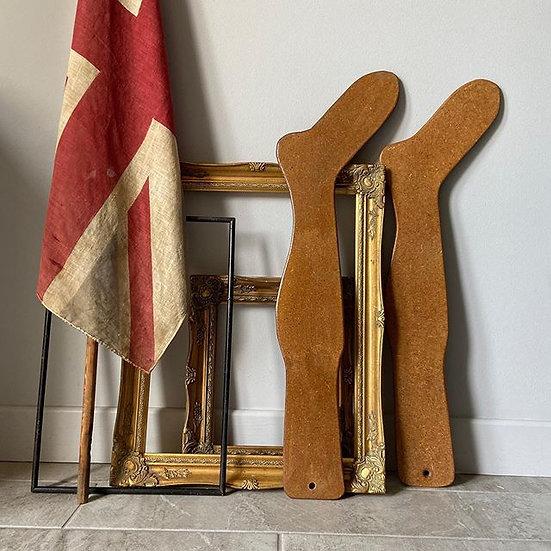 Vintage Wooden Stocking Stretcher
