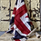 Thumbnail: Antique Union Jack from 1918