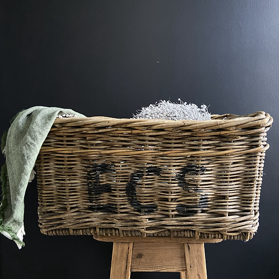 Genuine Vintage Mill Basket