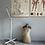 Thumbnail: Genuine Vintage Anglepoise Trolley Floor Lamp