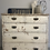 Thumbnail: White Vintage Chippy Drawers 2 over 3