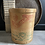 Thumbnail: Large Vintage French Bentwood Food Canister