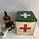 Thumbnail: Vintage Boy Scout Camp Medical Tin