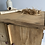 Thumbnail: Fabulous Rustic Table Top Cupboard With 8 Drawers