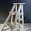 Thumbnail: Vintage Metamorphic Chair/Ladders