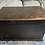Thumbnail: Ebonised Vintage Carpenters Trunk with Interior Trays
