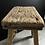 Thumbnail: Beautiful Rustic Wooden Stool #3