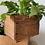 Thumbnail: An Interesting Wooden Vintage Horsenails Box