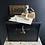 Thumbnail: Vintage Insurance No.2 Deed Box with Key