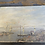 Thumbnail: Postcard Size Watercolour Boat Painting