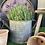Thumbnail: Medium Vintage Galvanised Two Handled Tub