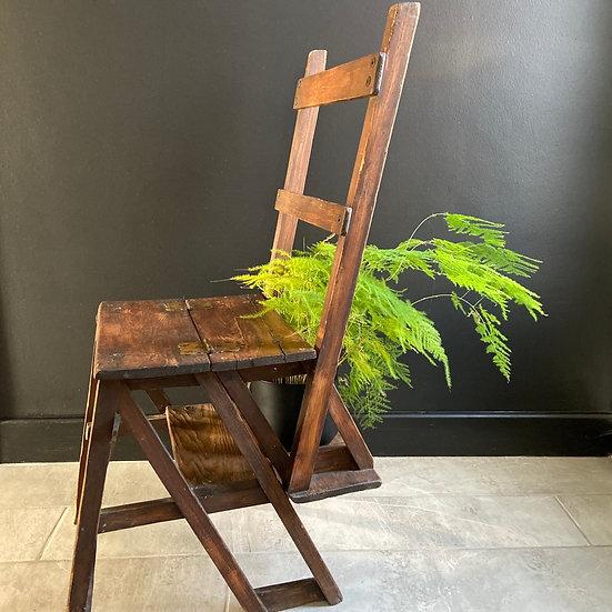 Vintage Firmanlite Metamorphic Chair