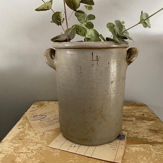 Vintage German Stoneware Pot
