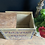 Thumbnail: Small Vintage Decorative Tea Chest with Lid