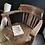 Thumbnail: Antique Oak Bankers Chair