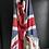 Thumbnail: Large Vintage Union Jack Flag
