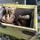 Thumbnail: Vintage Rustic Housekeepers/Gardeners Trug