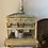 Thumbnail: Decorative Vintage Bird Cage