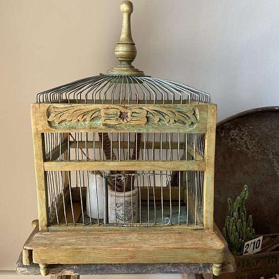 Decorative Vintage Bird Cage