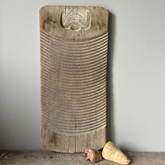 Vintage French Washboard