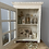 Thumbnail: Beautiful French Glazed Wall Cupboard