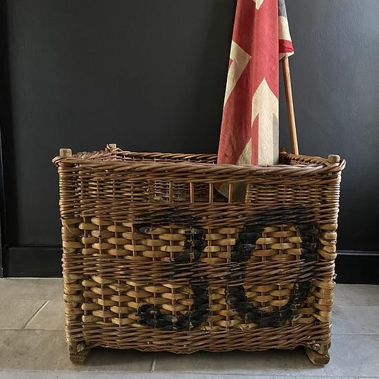Vintage Mill Basket No.30