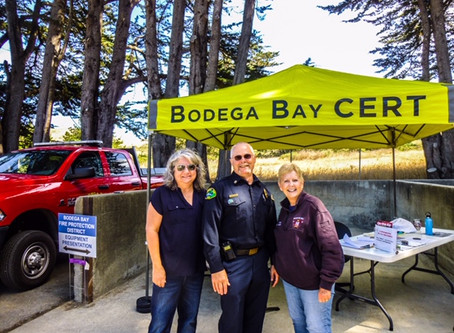 CERT at California Highway Patrol Open House
