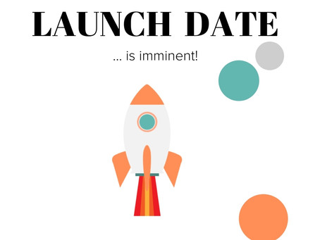 Launch date ... and a gift