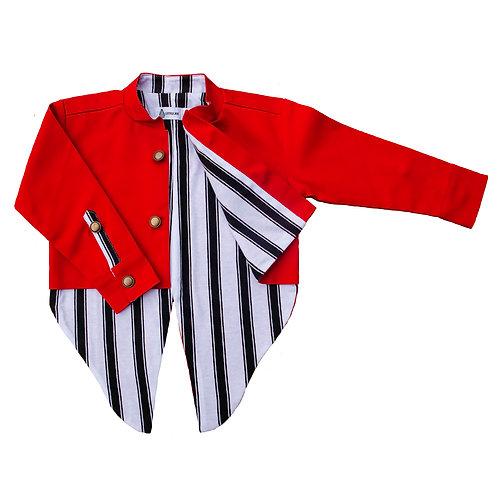 Circus Jacket Ruby