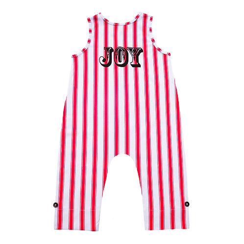 Circus Jumpsuit Stripe