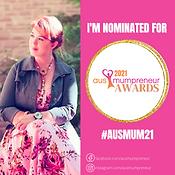 Aleza Nowland, Little Joy Clothing-nominee badge.png